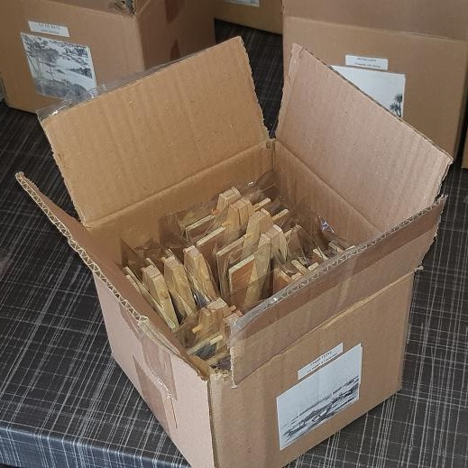 carton de 16 pièces